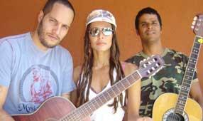 Kiko Péres, Izabella Rocha e Bruno Dourado no projeto_Um Artista Brasileiro _InNatura.