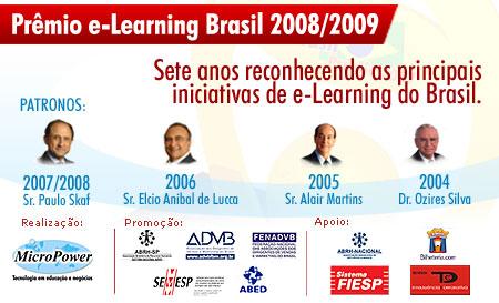 O Prêmio e-Learning Brasil2008/2009