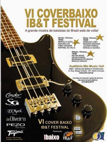 Festival_VI Cover BaixoIB&T
