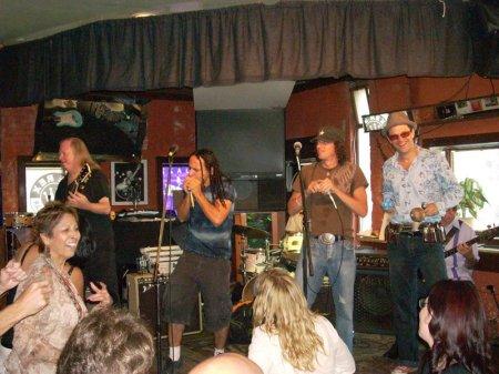 Show no The Rex! Com PAT RUSH na Guitarra( Lenda viva da guitarraCanadense)