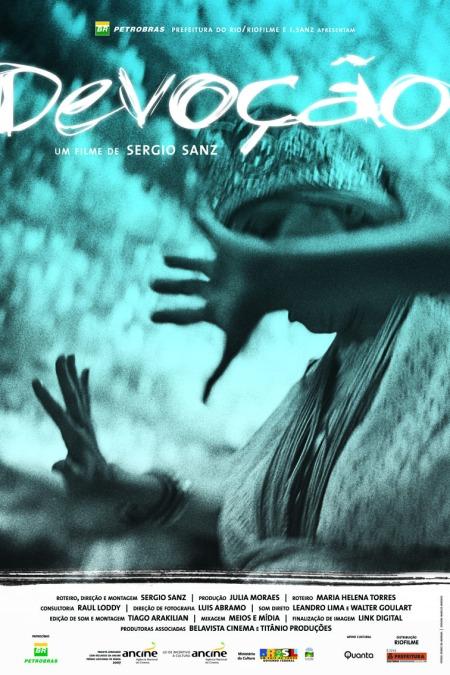 (Cabine do filme Devoção, de Sergio Sanz, quinta-feira, 31 de julho, no Cine Academia)