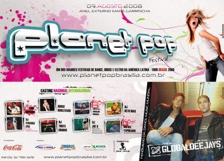 PLANET POP FESTIVAL