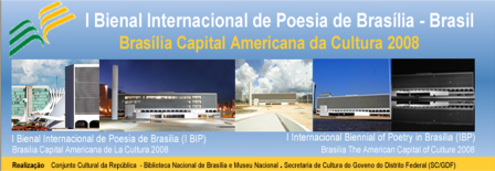 I BIP_ I Bienal Internacional de Poesia de Brasilia_Brasil_Distrito Federal.