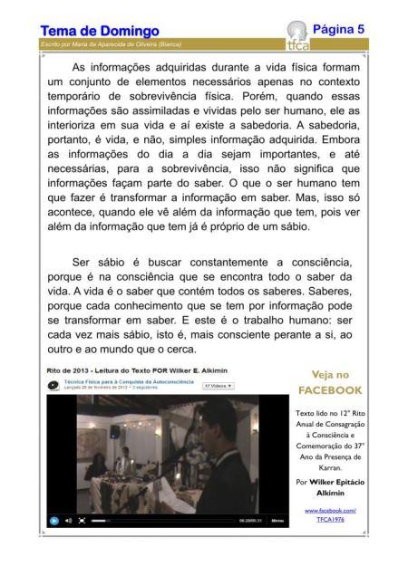 Volume IV, edição nº 05 pg 5