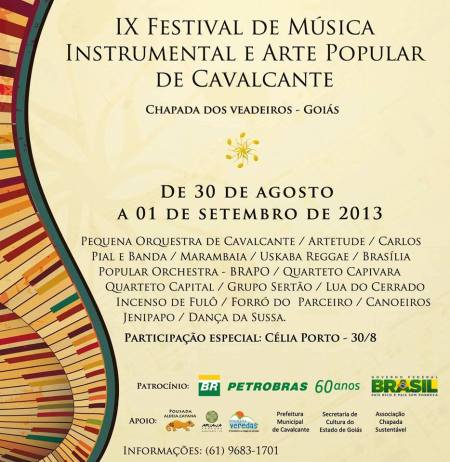 Festival de Música Instrumental e Arte Popular de Cavalcante